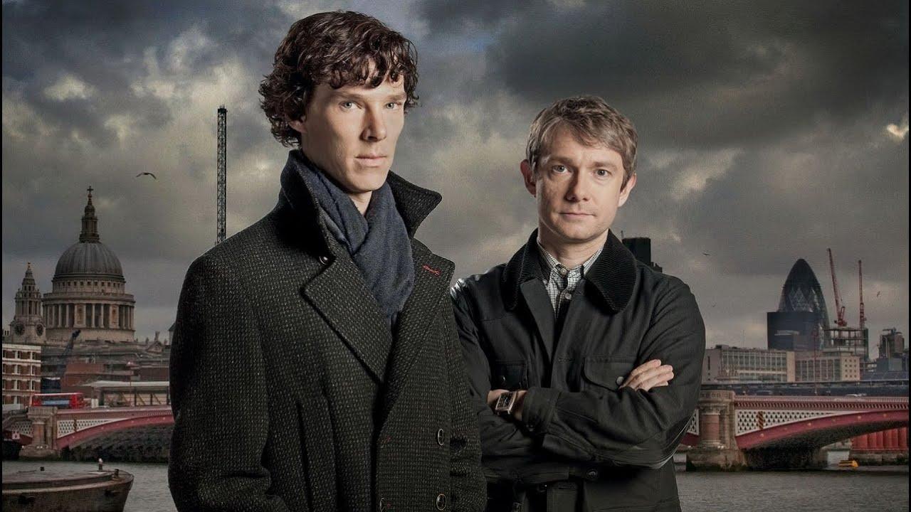 «Шерлок»: Холмс цифровой эпохи