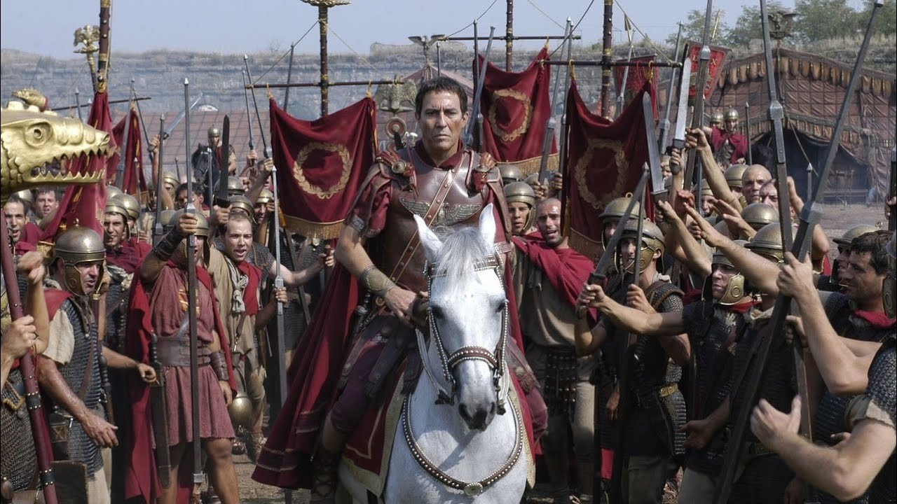 «Рим»: Грандиозный исторический сериал, без которого не было бы «Игры престолов»