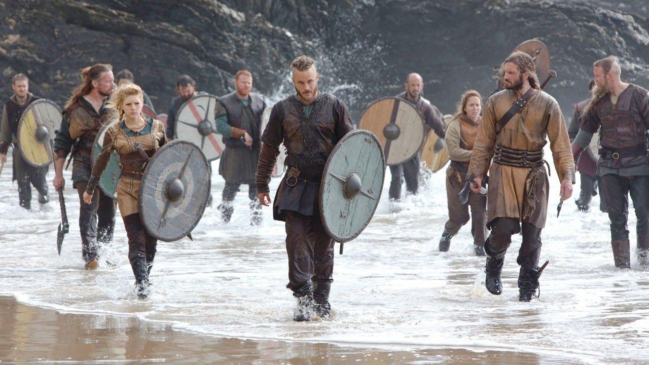 «Викинги»: суровые приключения легендарного скандинавского героя