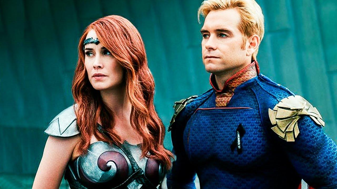 «Пацаны»: Что если супергерои на самом деле – суперзлодеи?