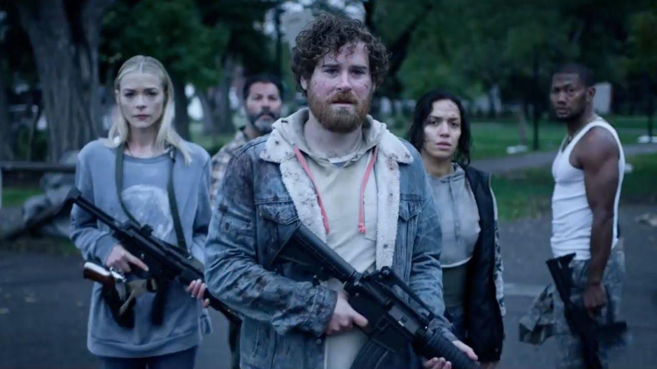 «Чёрное лето»: трудные решения и экзистенциальный зомби-ад