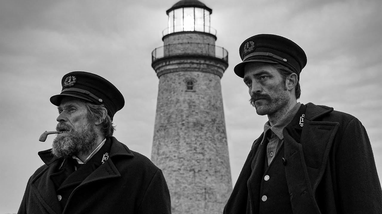 «Маяк»: двое смотрителей посреди океана безумия