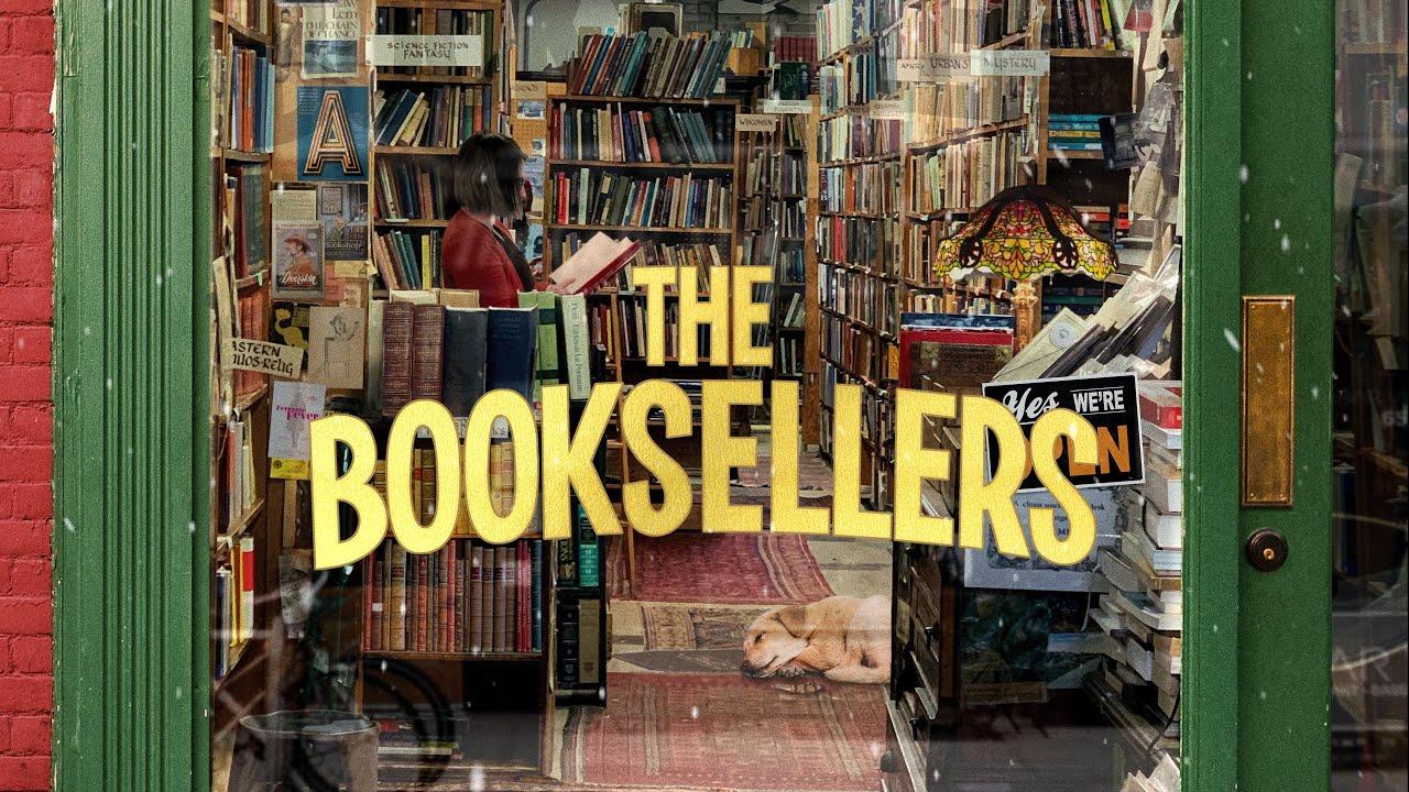 «Книготорговцы»: книги переживут нас и расскажут наши истории