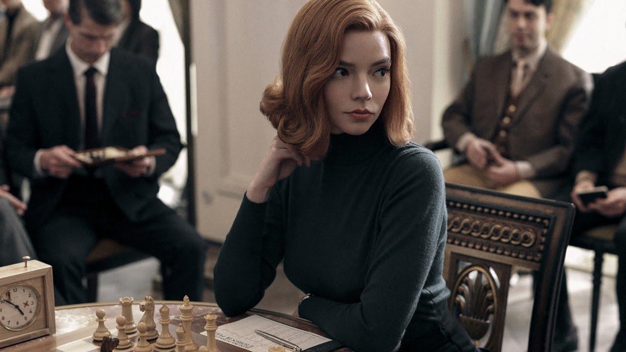 «Ход королевы»: гениальность и её цена в мире шахматного искусства
