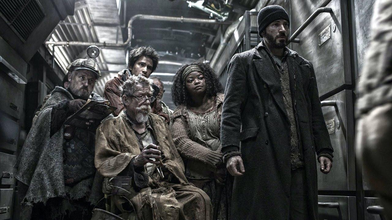 «Сквозь снег»: путешествие богачей и бедняков по рельсам погибшего мира