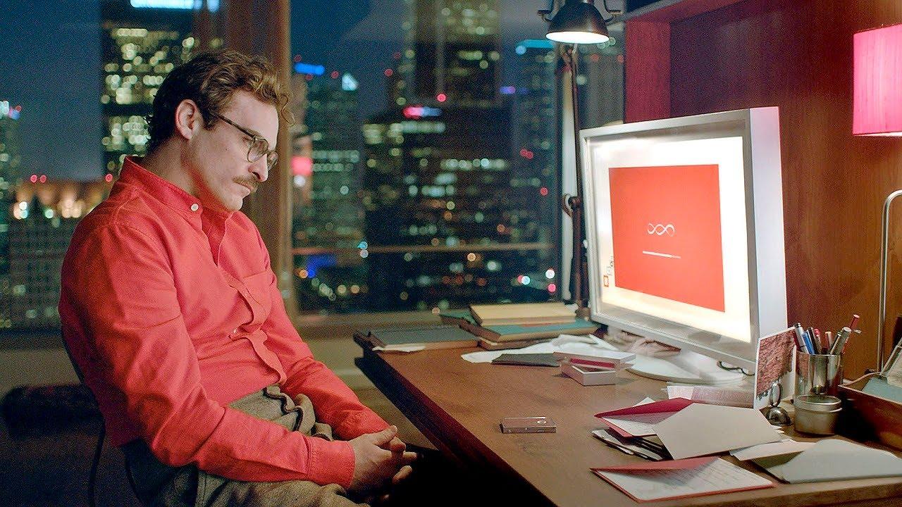 «Она»: история об одиночестве, которое излечила любовь к компьютерной программе