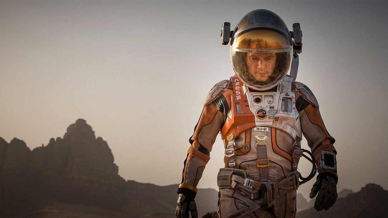 «Марсианин»: суровое выживание на безлюдном Марсе в ожидании подмоги