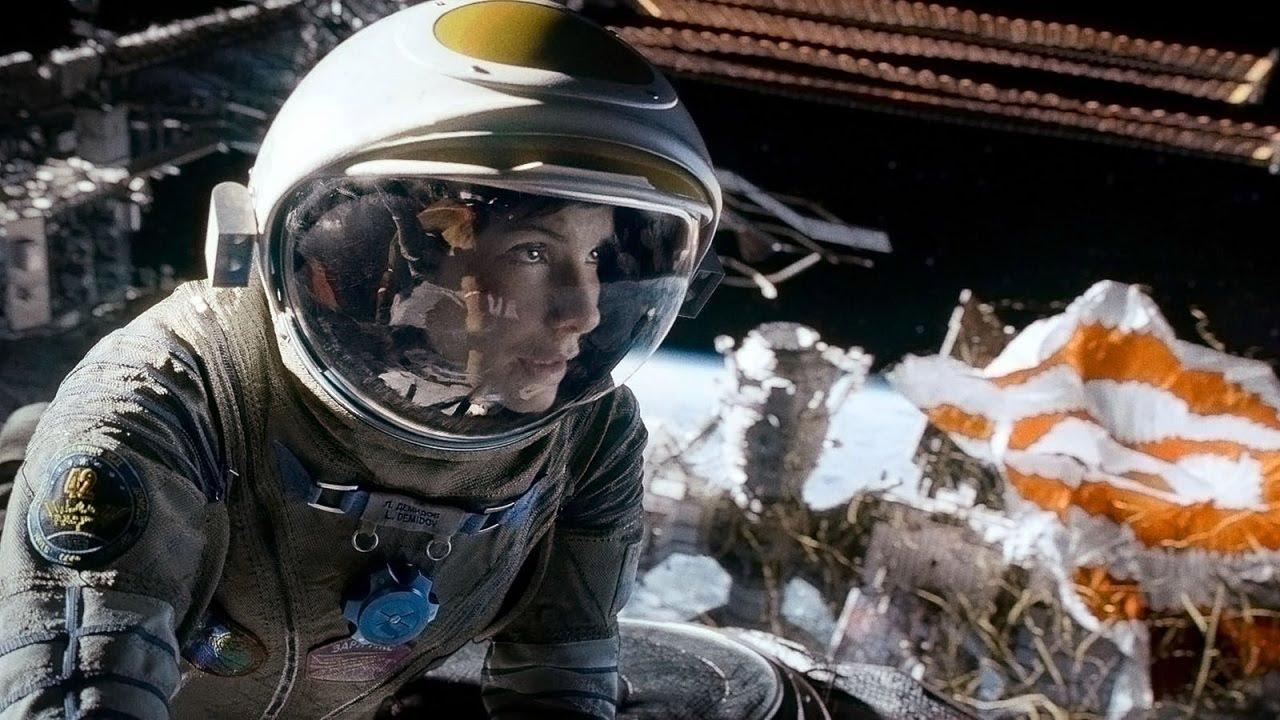 «Гравитация»: выжить в космосе и вернуться на Землю, лишившись корабля