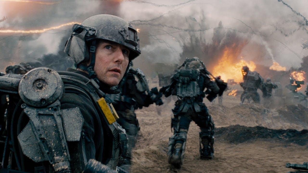 «Грань будущего»: умирать изо дня в день, надеясь победить армию пришельцев