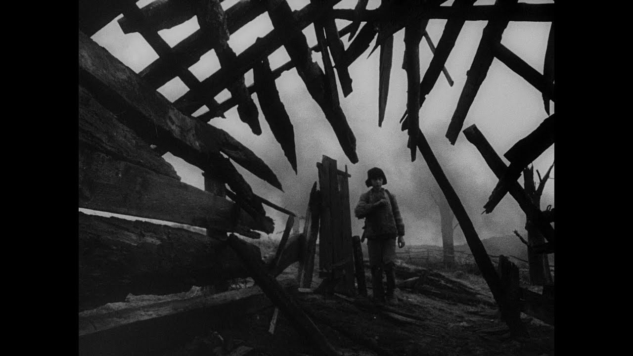 «Иваново детство»: юность, искалеченная войной