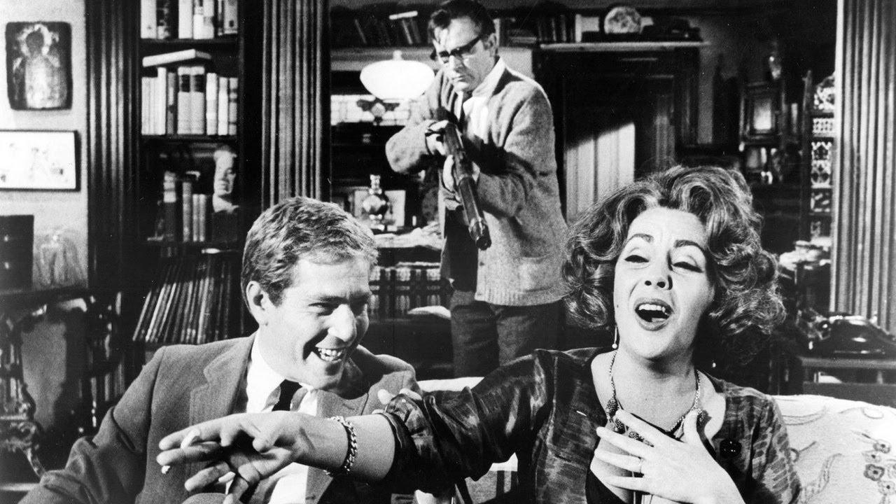 Кто боится Вирджинии Вулф: Чёрно-белая драма с эпатажными откровениями и психологическими игрищами