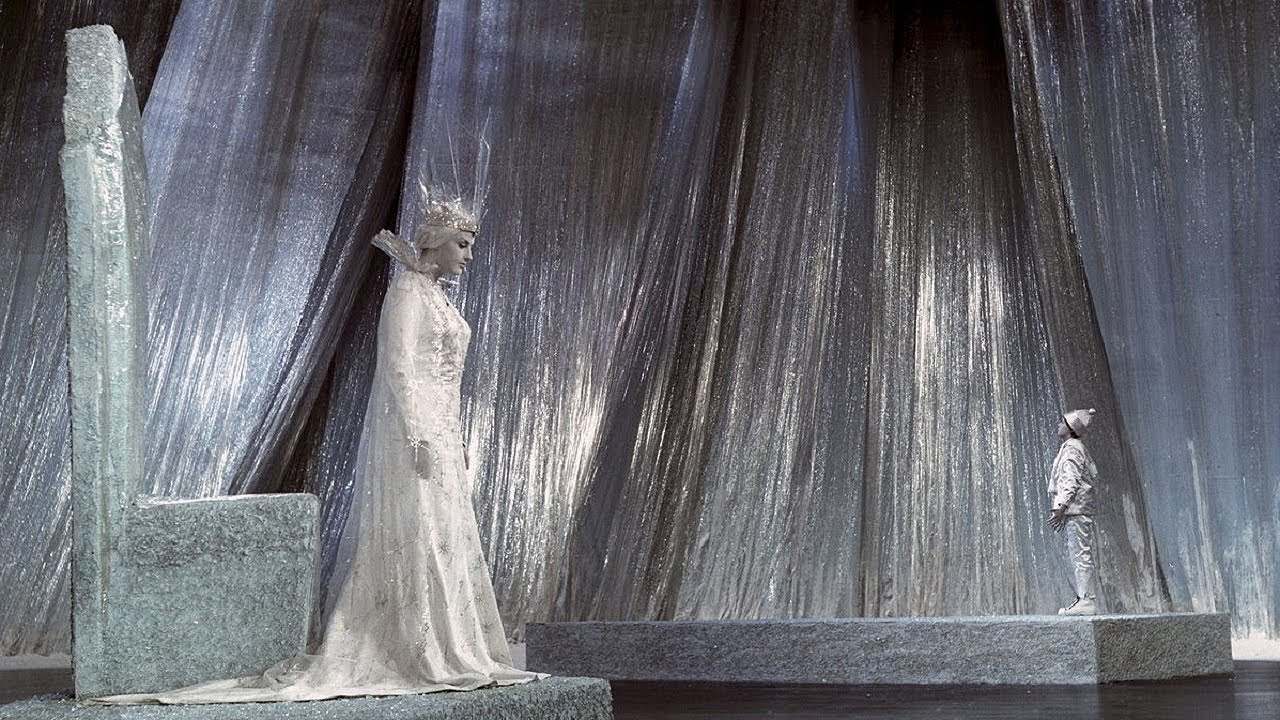 «Снежная королева»: вечность – это бессмертие