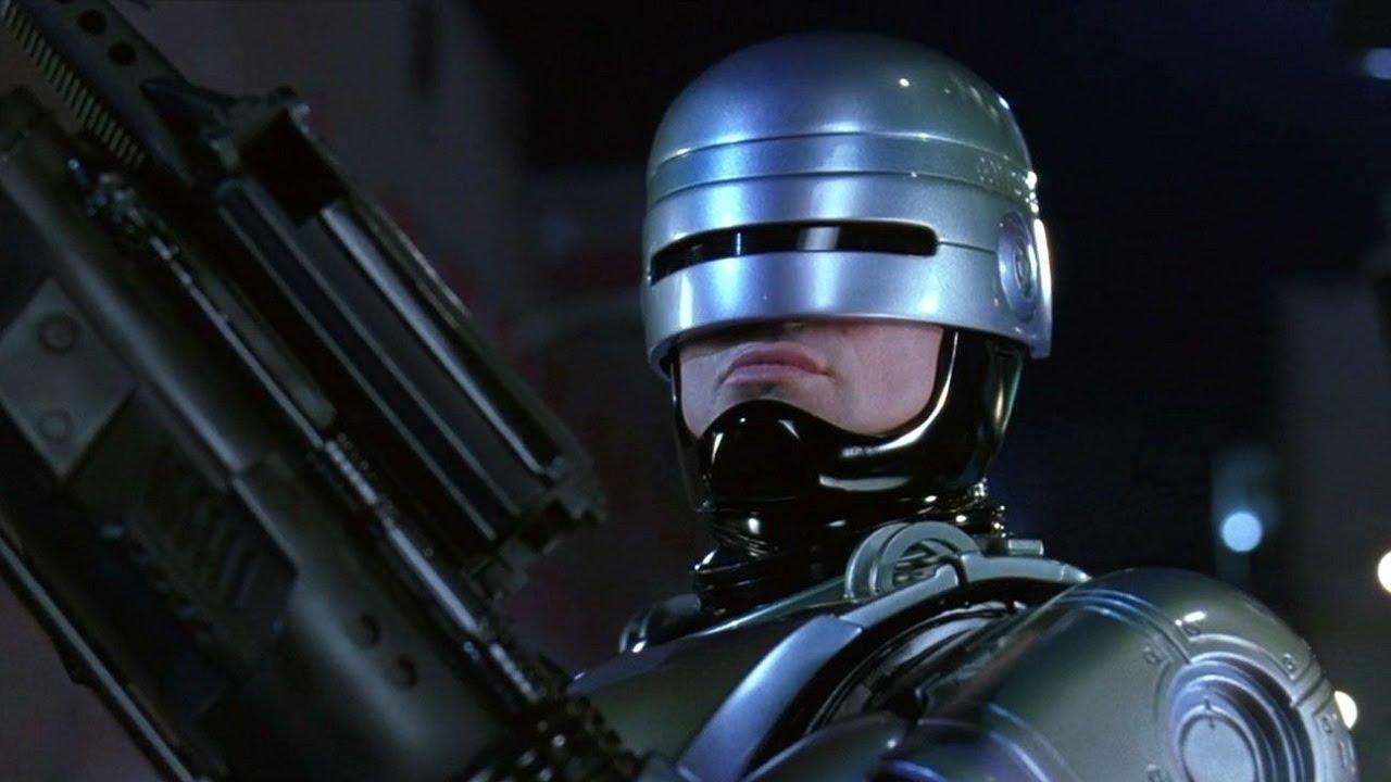 «Робокоп»: получеловек-полуробот на страже закона