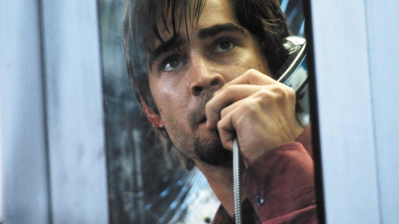 Телефонная будка: Захватывающий триллер, достойный Хичкока