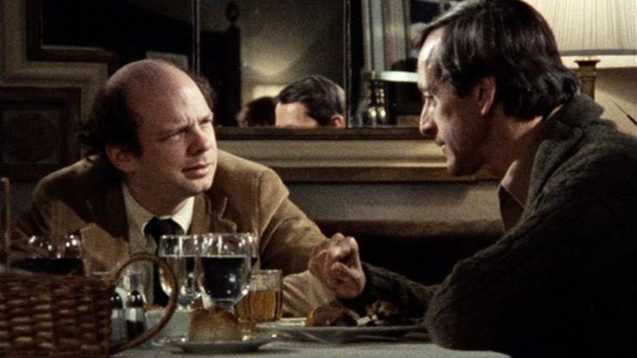 Мой ужин с Андре: Умная и сатирическая комедийная драма с глубокими разговорами двух товарищей