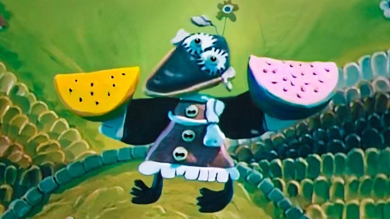 Пластилиновая ворона, 1981