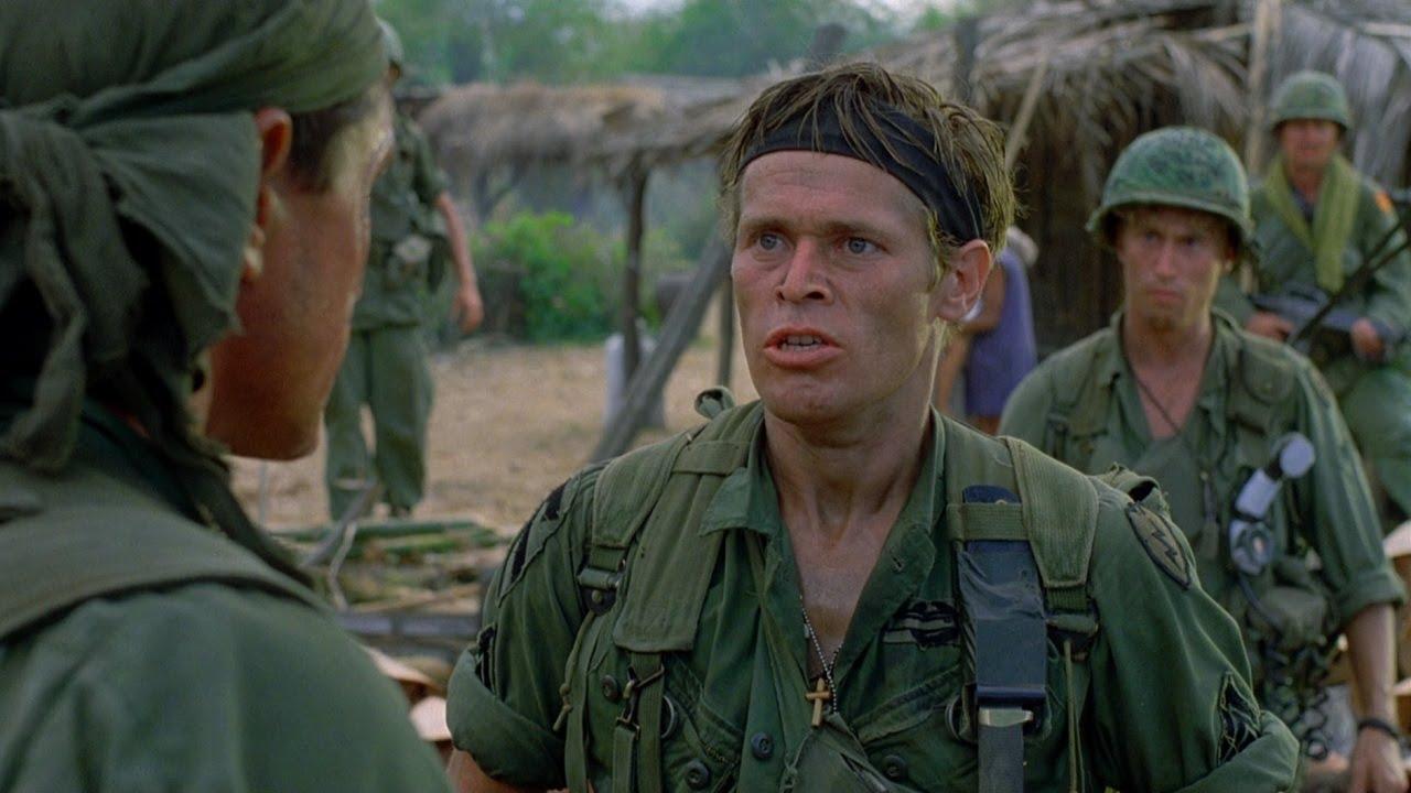 «Взвод»: милосердие и ненависть на фоне Вьетнамской войны