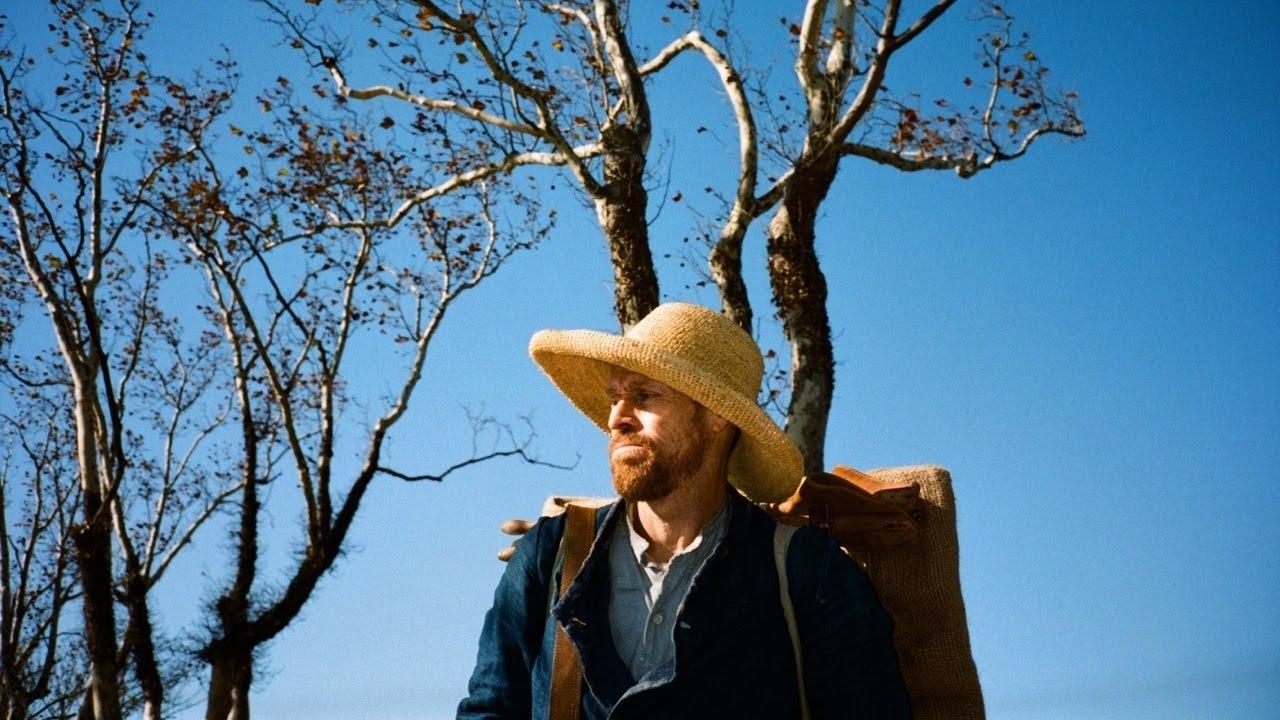 «Ван Гог. На пороге вечности»: цветущие ветки миндаля