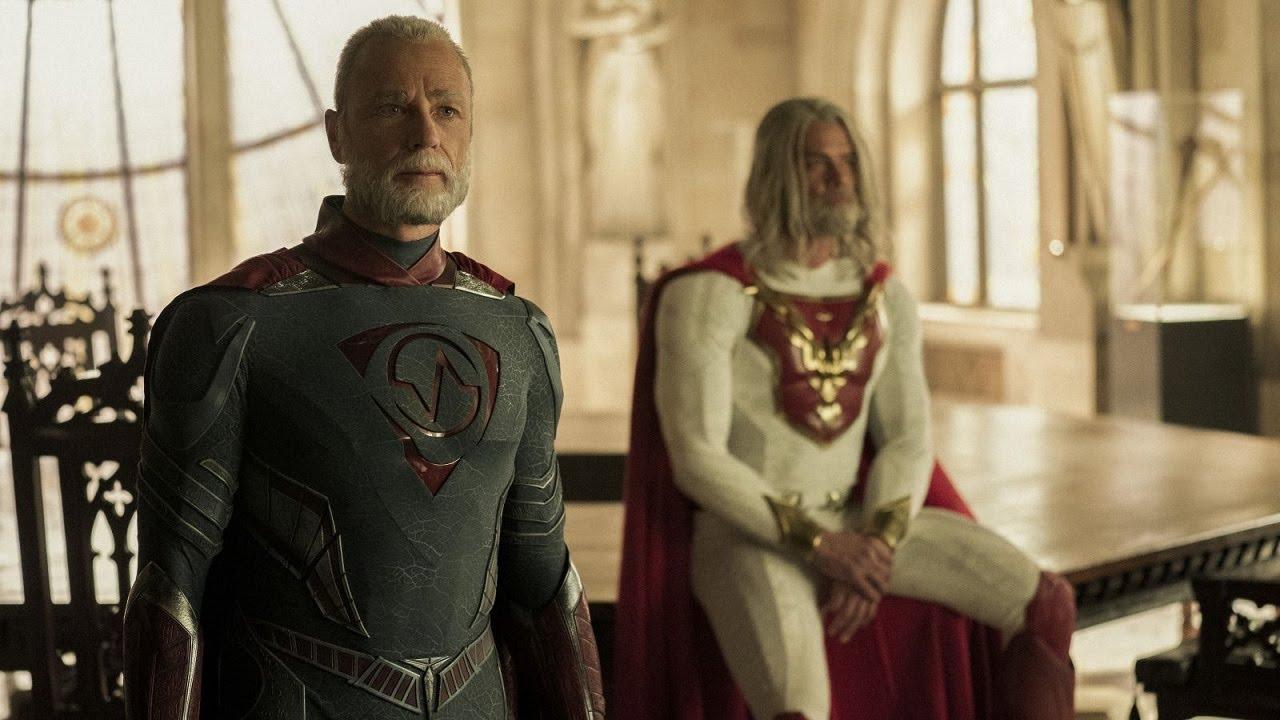 «Наследие Юпитера»: конфликт отцов и детей супергероев