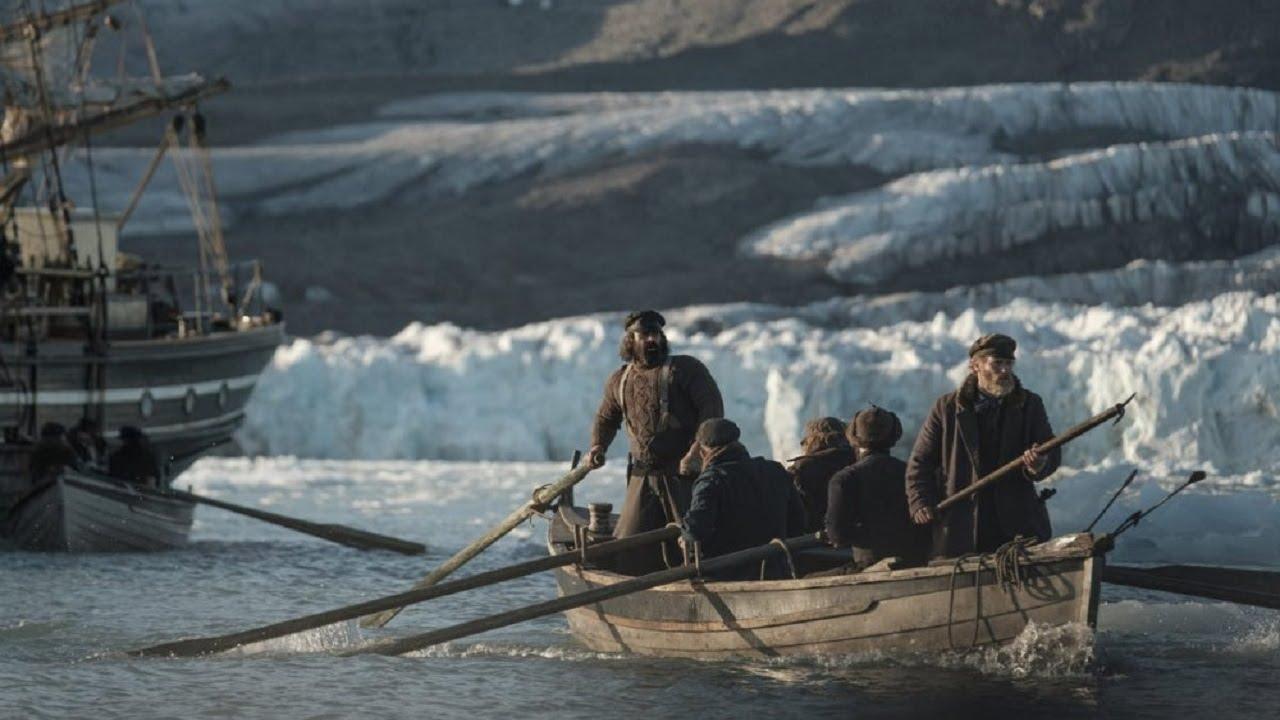 «Северные воды»: «Выживший» в Арктике