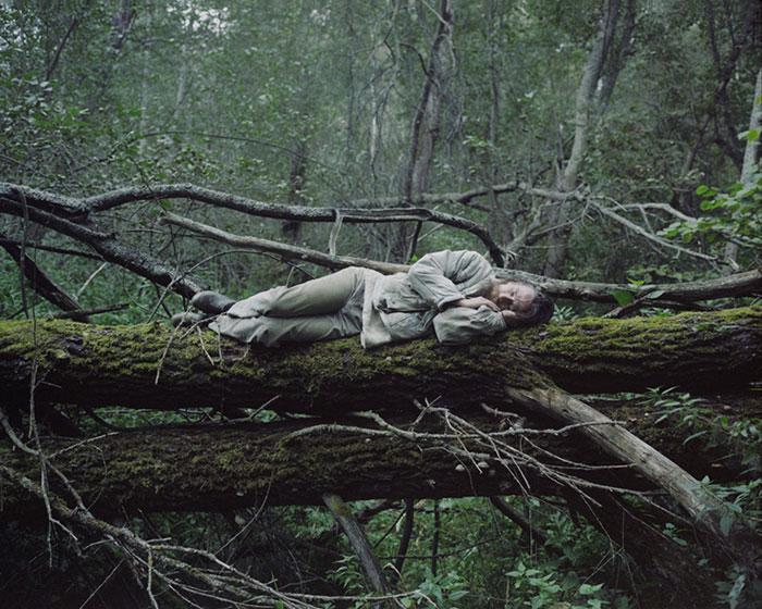 Отшельники в фотопроекте Данила Ткаченко «Побег»-19