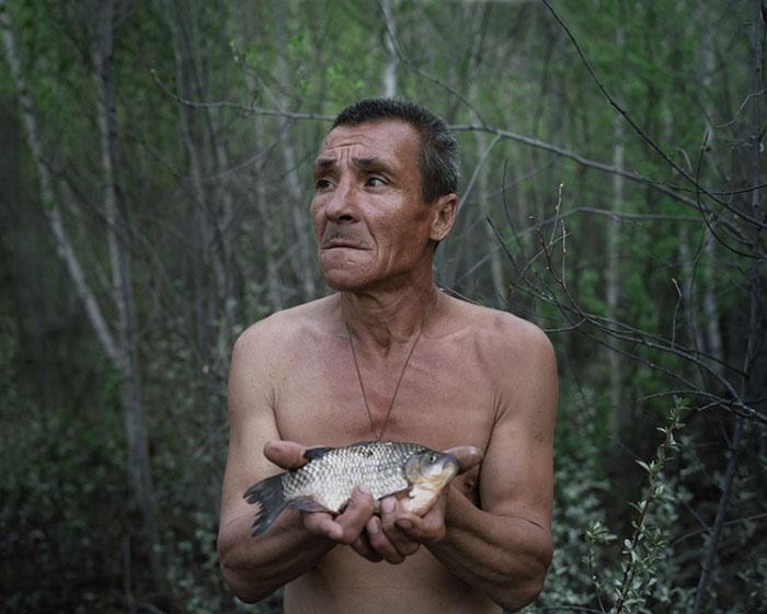 Отшельники в фотопроекте Данила Ткаченко «Побег»-17
