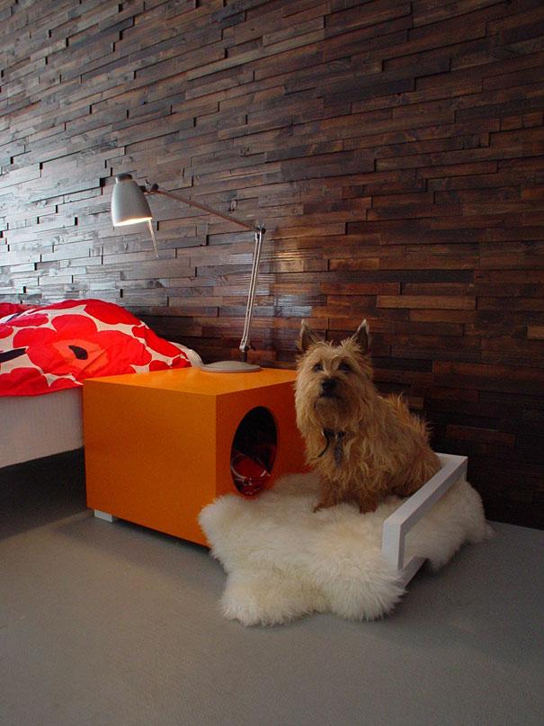 Прикроватная тумба / домик для собаки