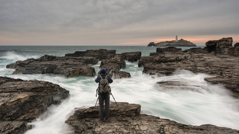 Эфирные морские пейзажи фотографа Франческо Гола
