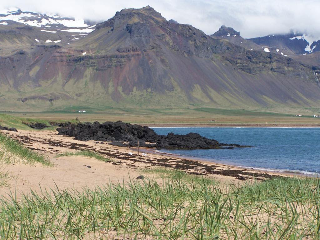 Пляж Будир - Будир, Исландия