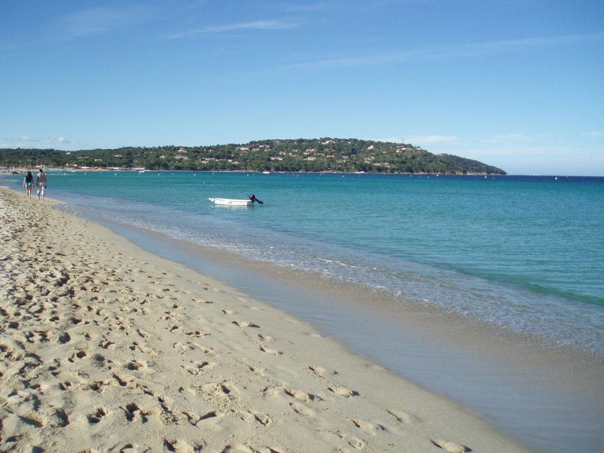 Пляжи Сен-Тропе - Франция