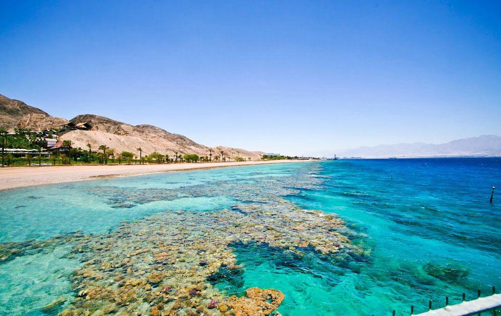 Пляжи Эйлата - Эйлат, Израиль