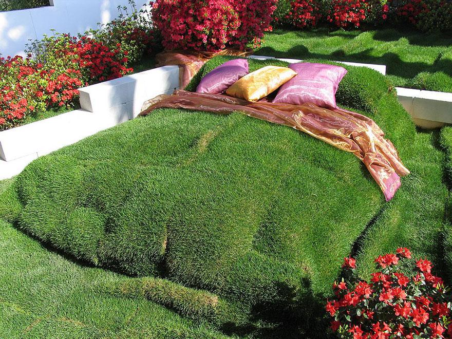 Зелёный дизайн