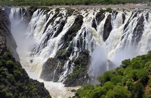 Водопад Инга, Конго