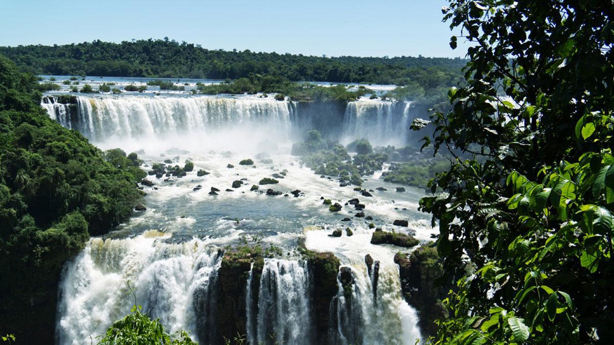 Водопад Кхон, Лаос