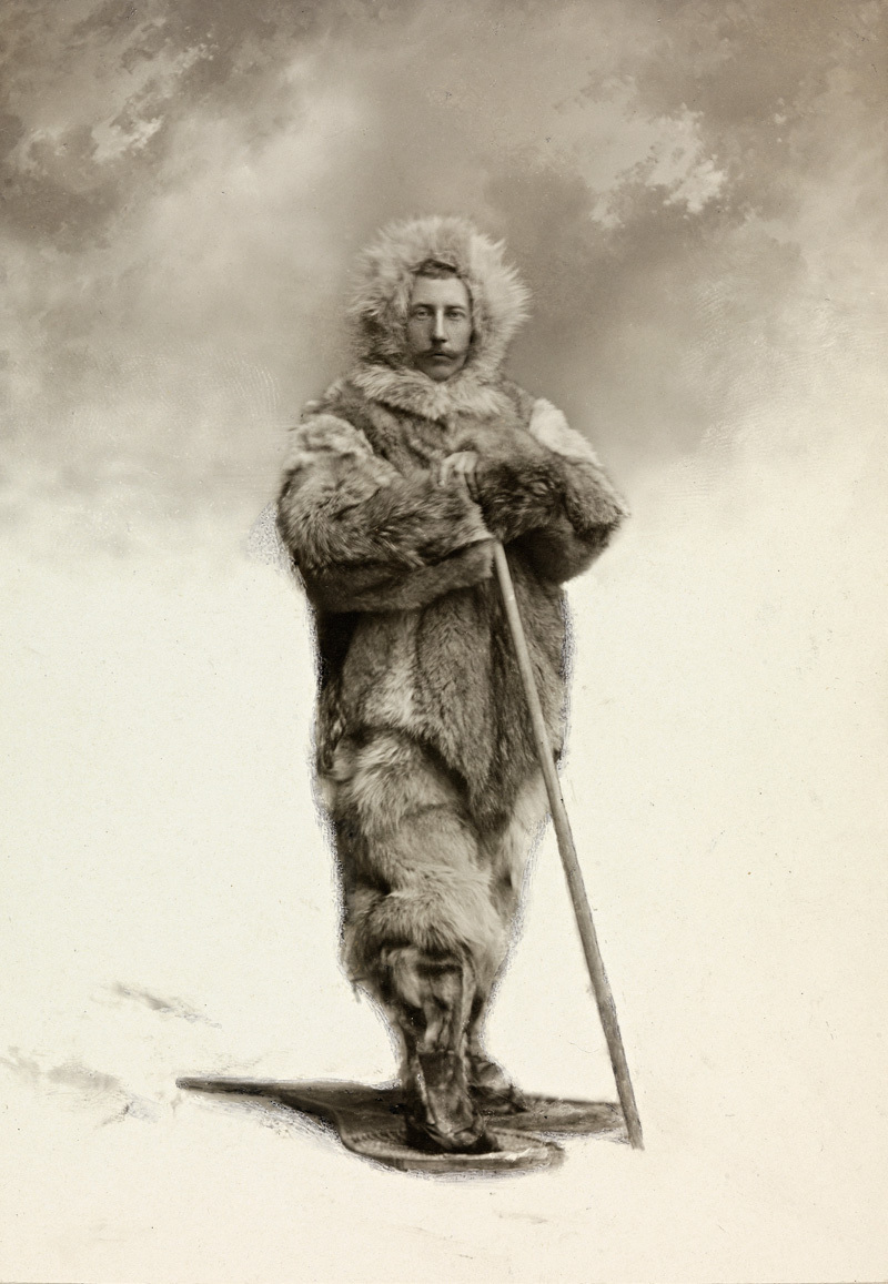 Портреты Руаль Амундсен (3)