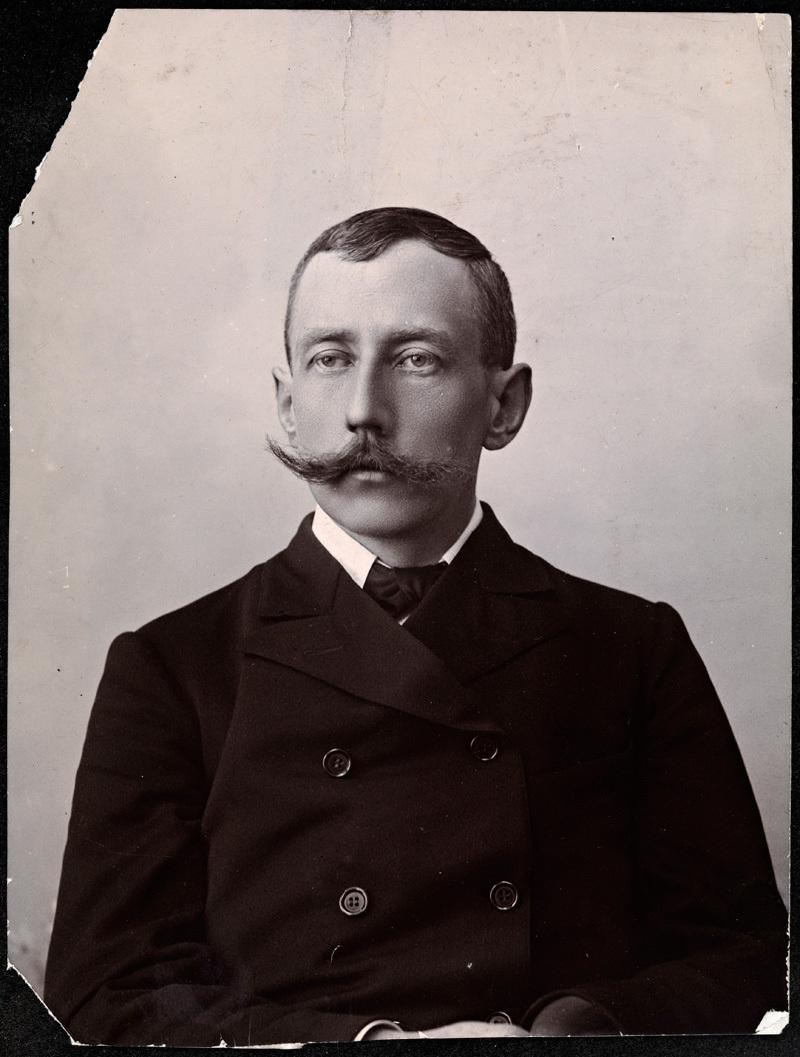 Портреты Руаль Амундсен (5)