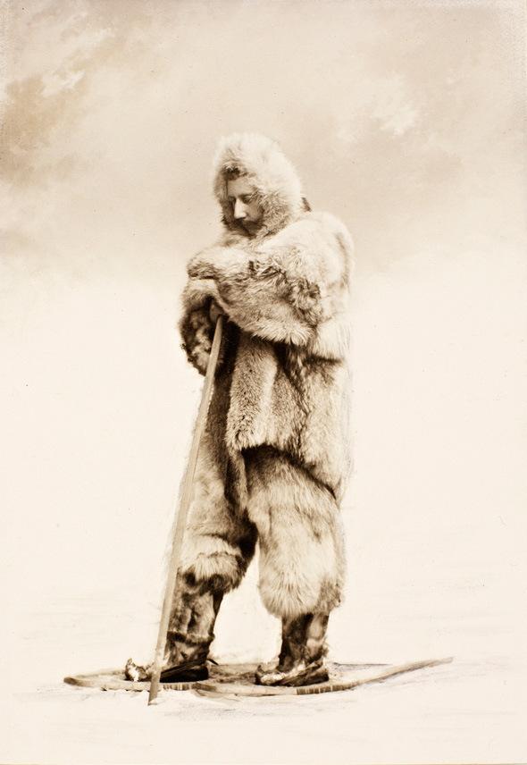 Портреты Руаль Амундсен (1)