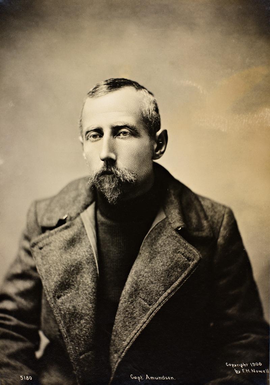 Портреты Руаль Амундсен (9)