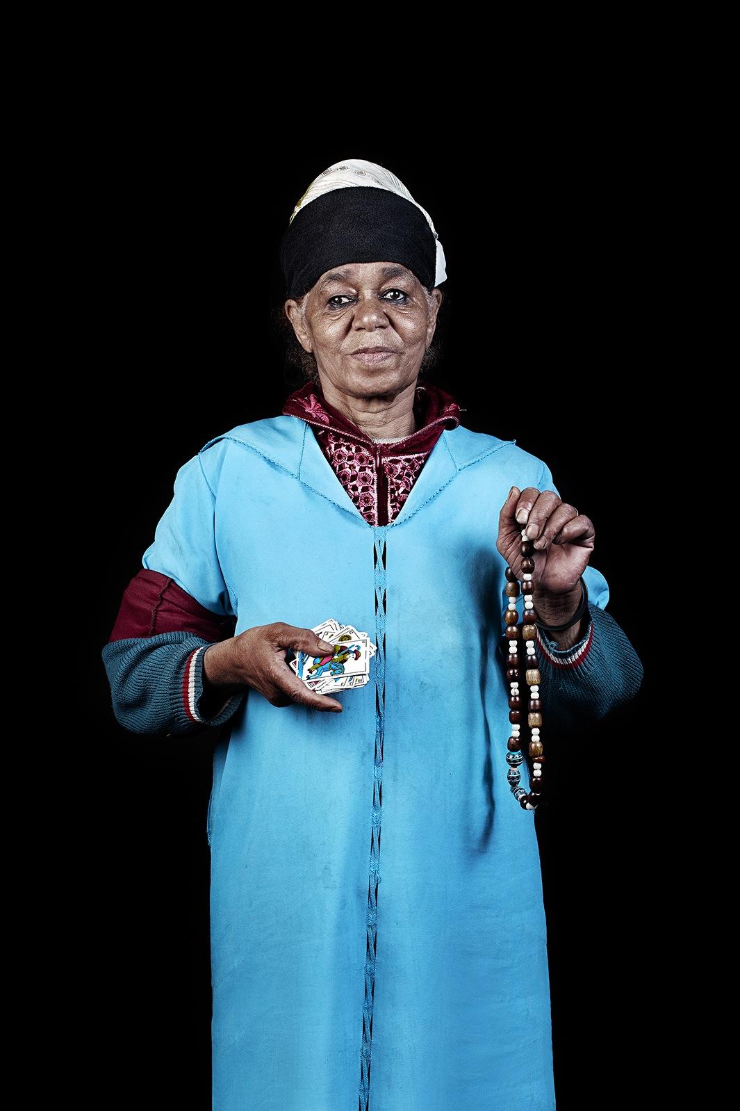 Марокканцы - портреты от Лейлы Алауи-08