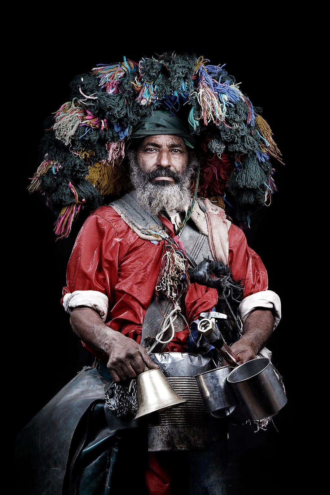 Марокканцы - портреты от Лейлы Алауи-01