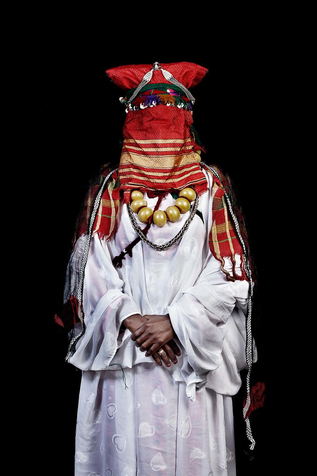 Марокканцы - портреты от Лейлы Алауи-12