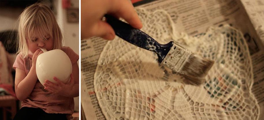 21 идея для абажура своими руками