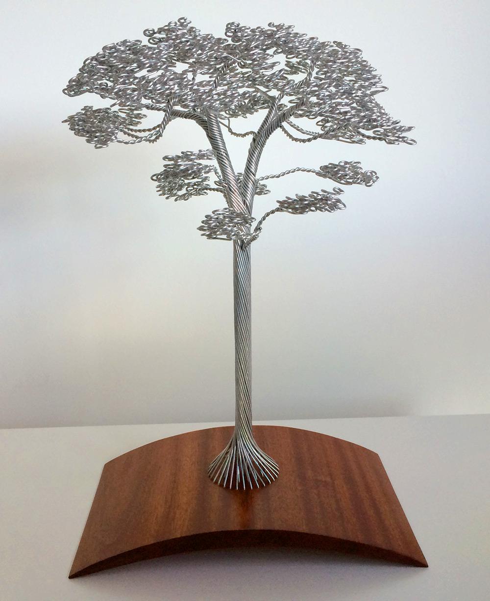 деревья из проволоки картинки место, таких лабиринтах