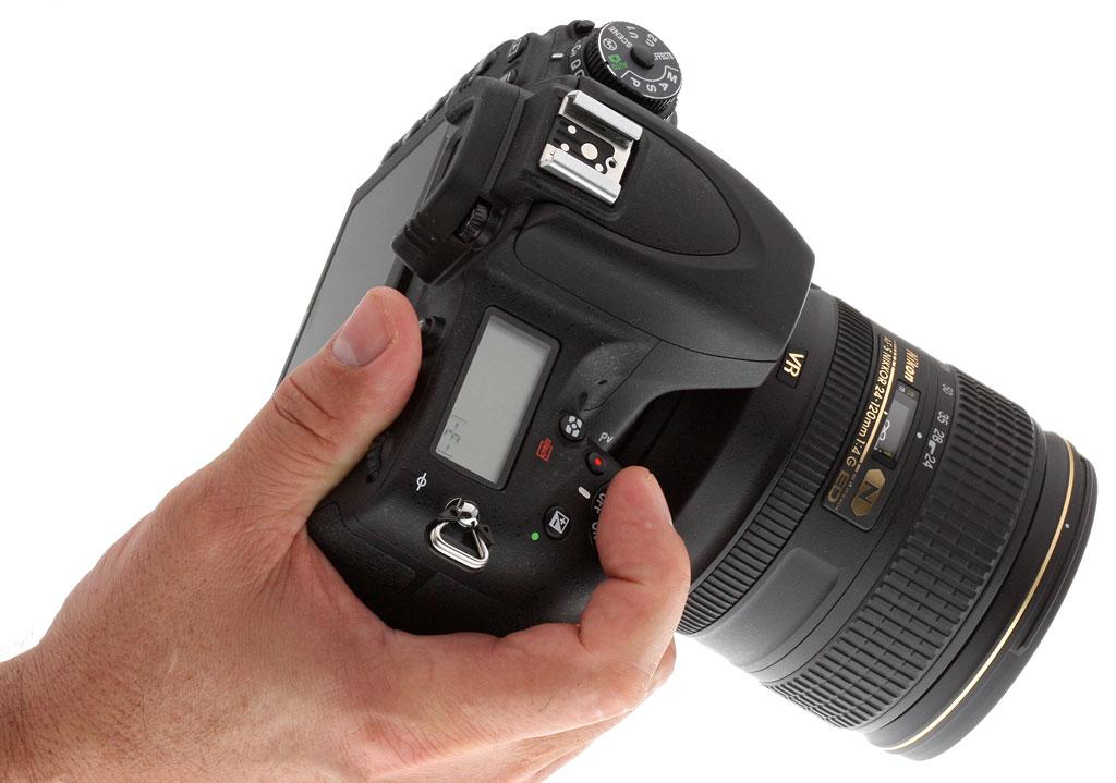 Устройство фотоаппарата практика