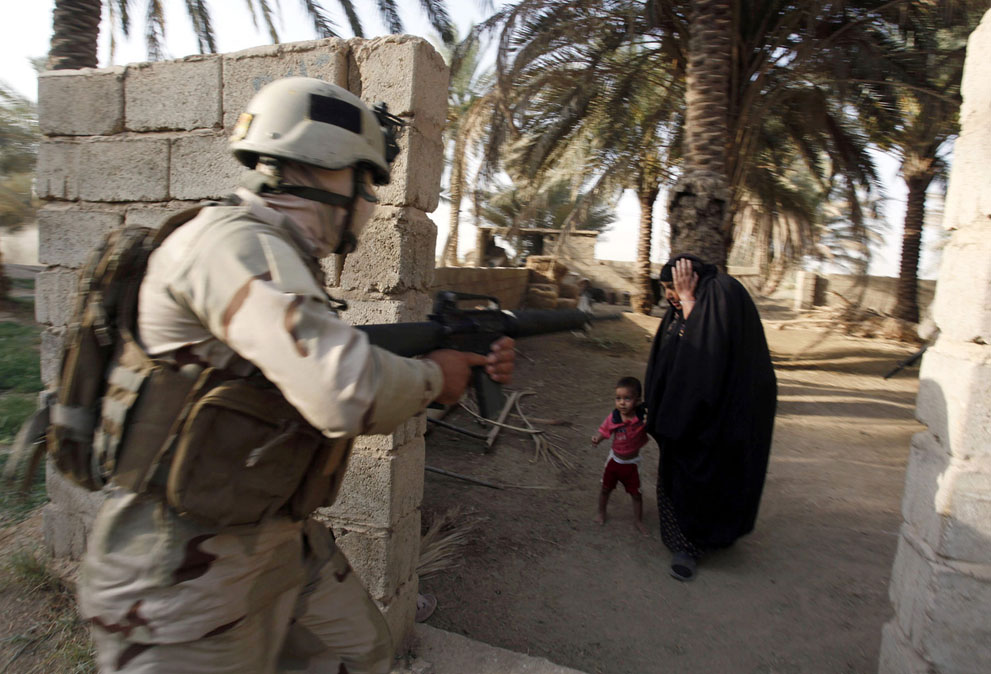 democracy in iraq is worth the expense of war On 31 january, iraqis elected the iraqi transitional government in order to draft a permanent constitution although some violence and a widespread sunni.