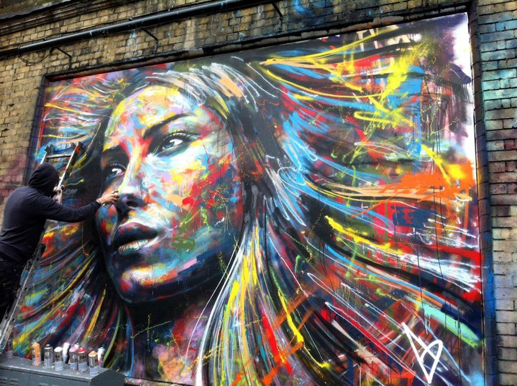 Street-Art-by-David-Walker-in-London-England-2