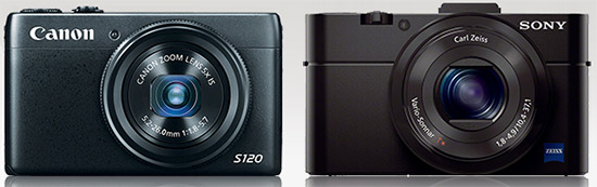 sony-rx100-ii-and-canon-s120-side-by-side-size-comparison