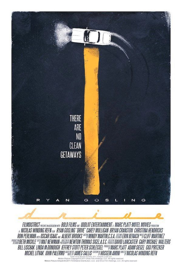 creative movie posters redesigns 3