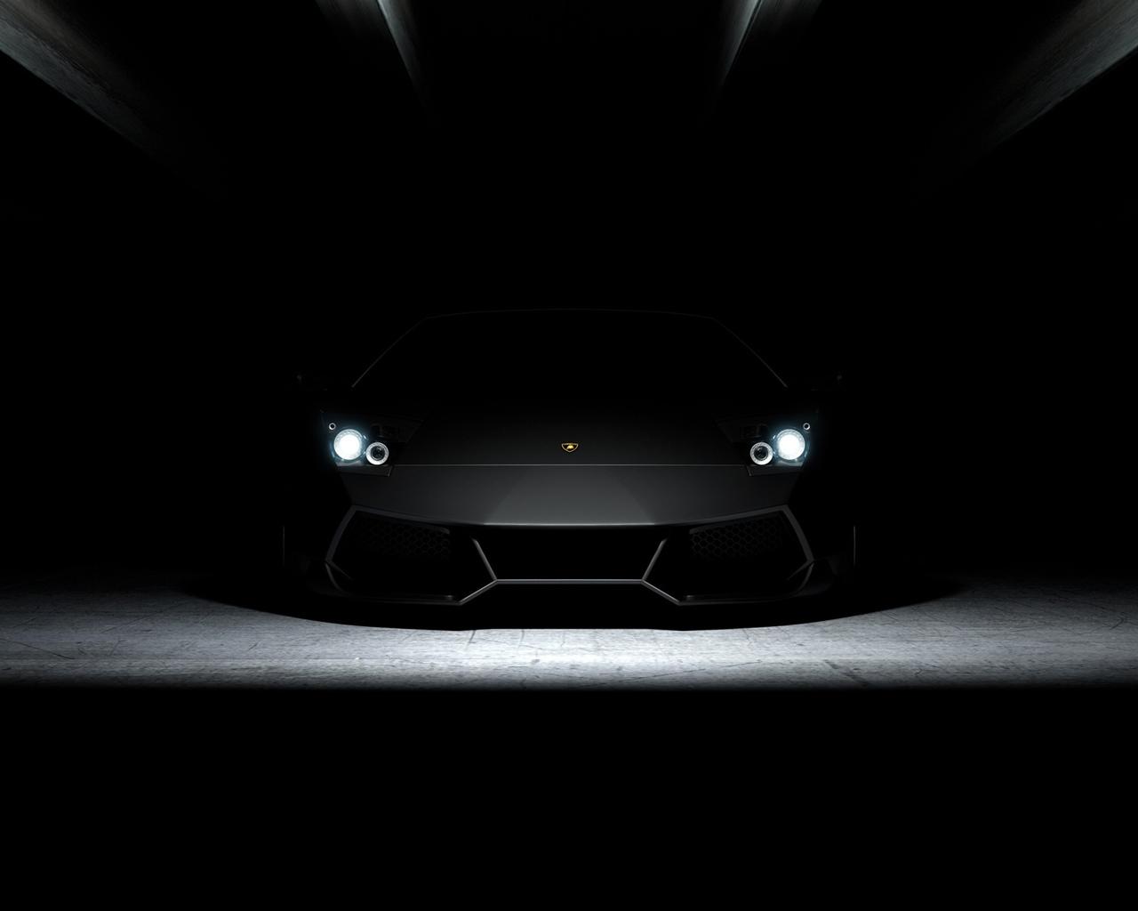 Обои Lamborghini, Облака, красиво, темный фон. Автомобили foto 17