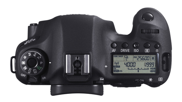 EOS 6D TOP DISPLAY WiFi GPS-580-100